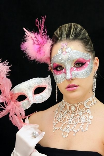 Extreme Fantasy Make Up by Priscilla Muse