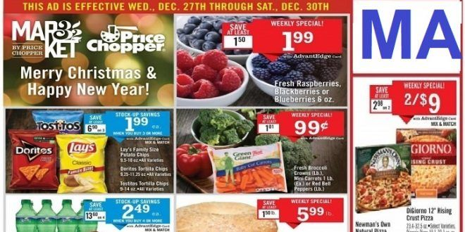 price chopper flyer ma for this week 12/27 – 12/30 2017