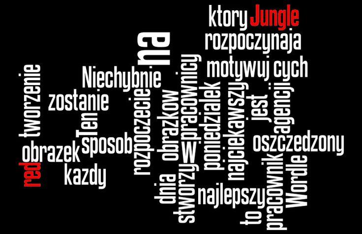 Dzisiejszy zwycięzca  - zgodnie z życzeniem red Jungle oszczędzi autora!