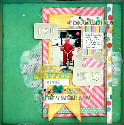 Kit du mois de janvier 2014 Kit #2 Par Marie-Anne