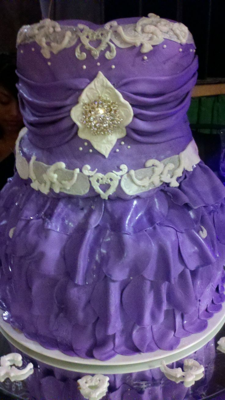 30 Best Quinceanera Cakes Images On Pinterest