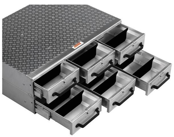 Jobox Aluminum Truck Bed Tool Box Drawers                                                                                                                                                      More