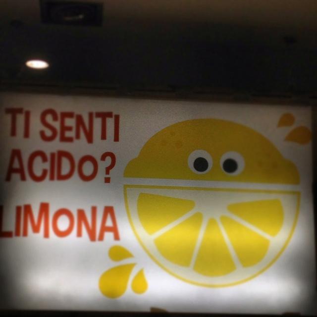 Si deve #limonare di più