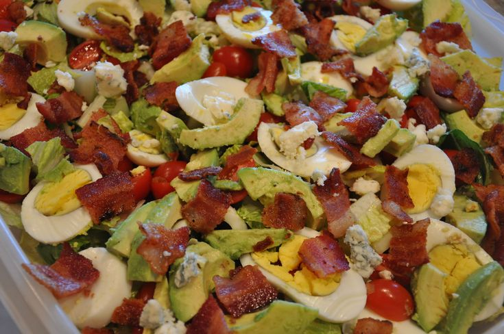 Cobb Salad | No Bull Recipes With Phyllis Munro