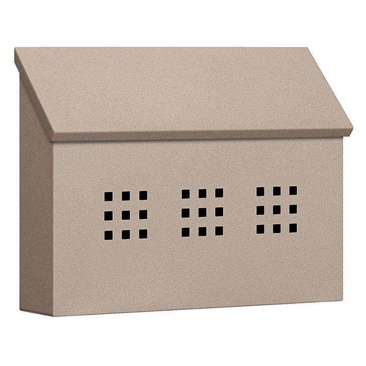 Salsbury Traditional Mailbox Beige - 4625BGE