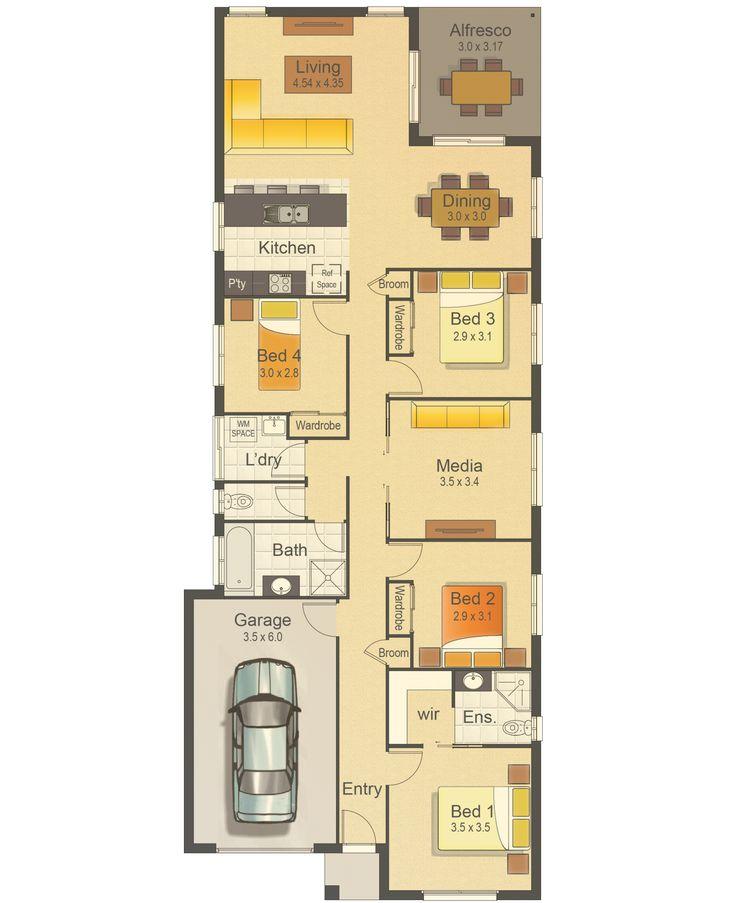 Arcadia 177 Home Design - House Plan