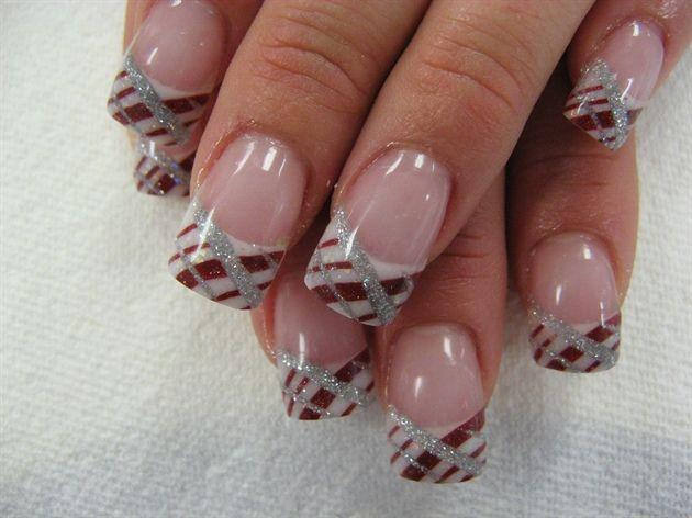 holiday nail art - Google Search