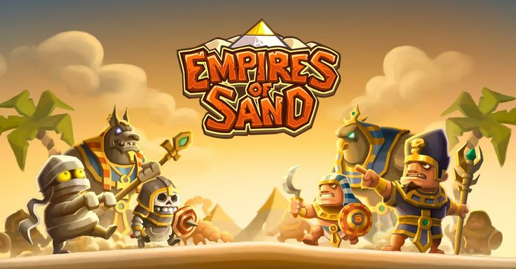 New promo image for Empires of Sand #iOS #Android #game