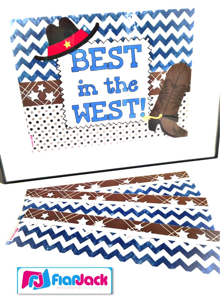 Western Cowboy Wild West Classroom Theme - Ideas, Materials, Decorations, Bulletin Board Display, Student Job Cards, Grouping Cards, Binder Covers, Alphabet and Cursive Posters, Welcome Banner $