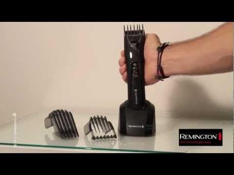 tuto coiffure une coupe de cheveux homme tendance avec la tondeuse remington hc5750 youtube. Black Bedroom Furniture Sets. Home Design Ideas