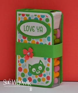 3D PROJECT: Tic Tac Gift Box