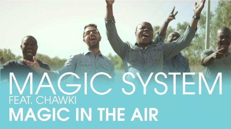 """""""Magic in the Air"""" extrait du nouvel album """"Africainement Vôtre"""", disponible ici: https://itunes.apple.com/fr/album/africainement-votre/id864160108 Clip Vidé..."""