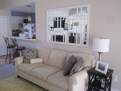 mirrors above couch – Google Search – #abovecouch …