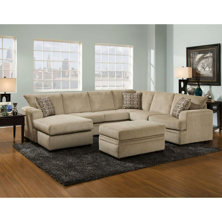 Chelsea Home Furniture Atherton Sectional Sectional Sofa