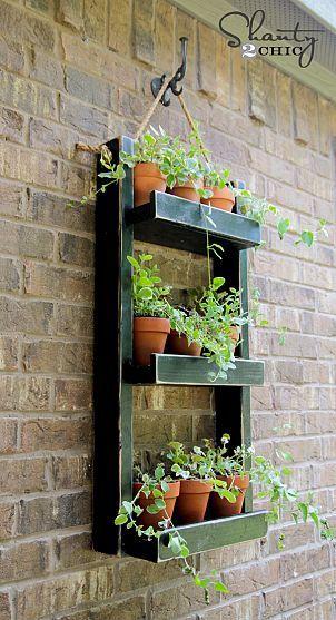 Hanging Garden Planter