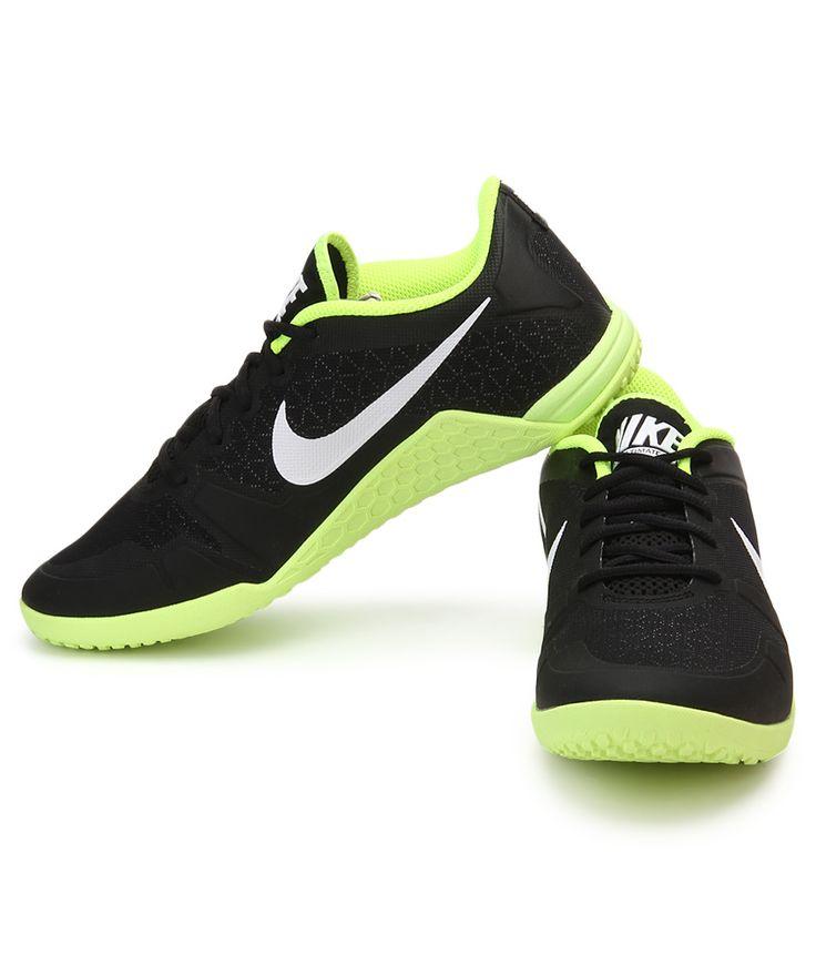 Nike Lunar Ul Black Sport Shoes