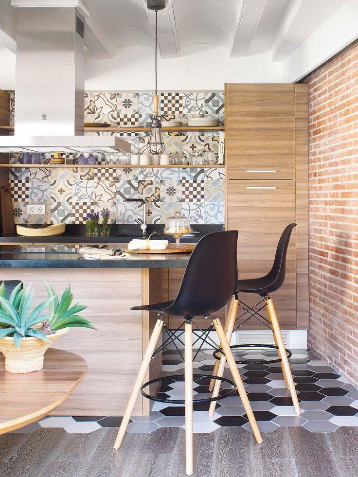 Un appartement comme un loft à Barcelone | PLANETE DECO a homes world