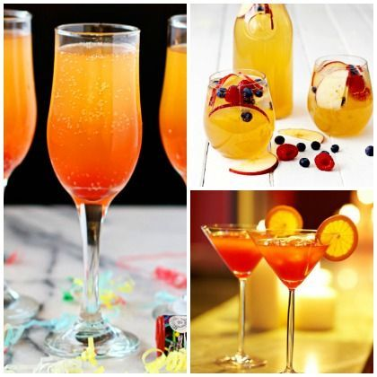 10 Kid-Friendly Mocktails To Ring In The New Year by spoonful #Beverages #Kids #Mocktails