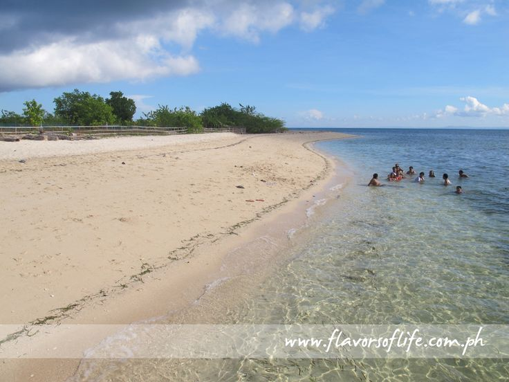 Palad sandbar; Originally posted on May 4, 2012 Maniwaya Island in Sta. Cruz, Marinduque, beckons with its white-sand beaches and crystal-clear waters I LOVE Sta. Cruz, Marinduque! Not only is it because it's the hometown of my husband Raff and the home of the famous Moriones Festival, but also because it's an