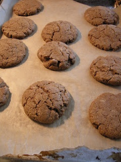 Molasses-Sweetened Ginger SnapsYears Without Sugar, Gingersnap Cookies, Sugar Blog, Vegan Gingersnap, Gingers Snap, Molasses Sweetened Gingersnap, Absolute Delicious, Chewy Vegan, Sugarfre Recipe
