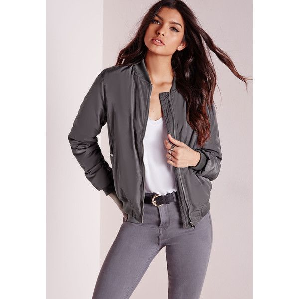 Best 25  Grey bomber jacket ideas on Pinterest | Cozy outfits ...