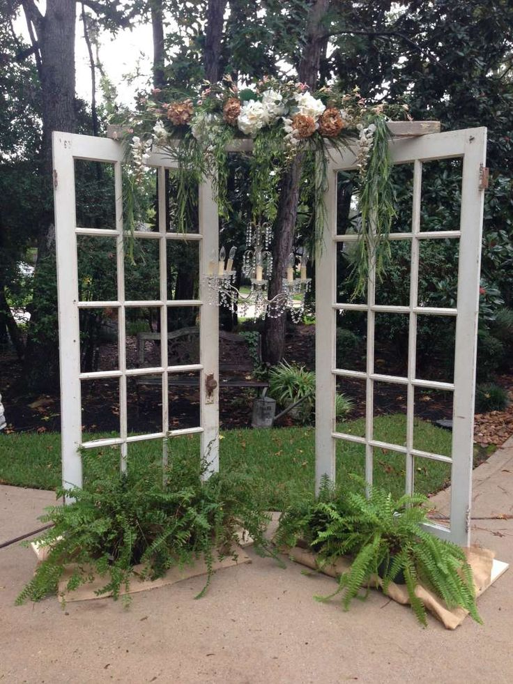 306 best Wedding arbors and background props images on Pinterest ...