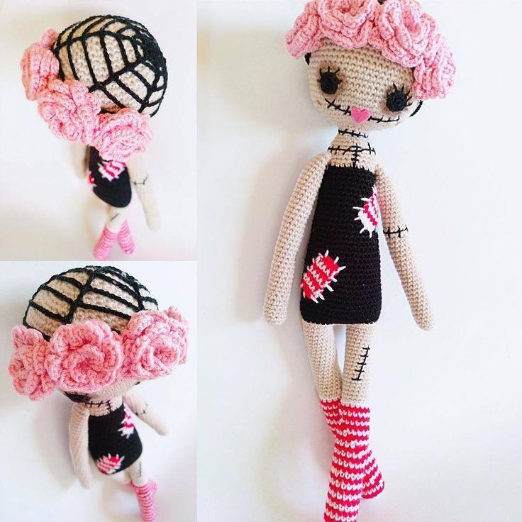 81 best Crochet Miss Mariyou images on Pinterest | Ganchillo ...