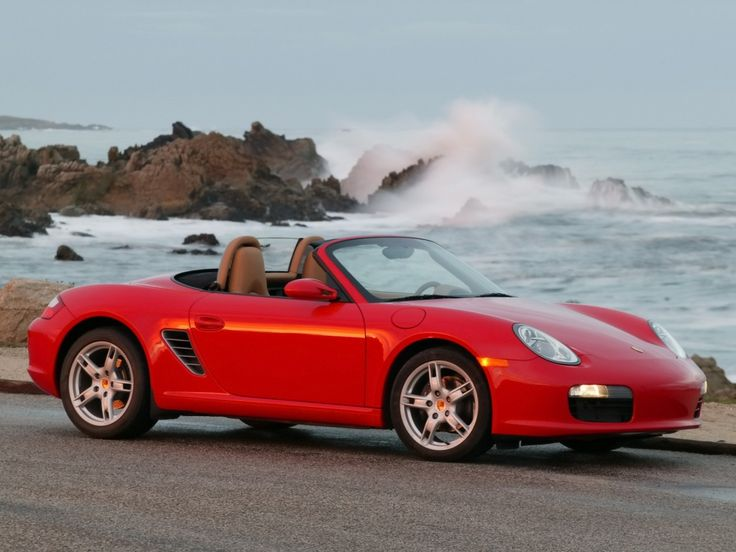 Porsche Boxter. A fantastic driving car that can be had for under 30k when buying used, older year-models.