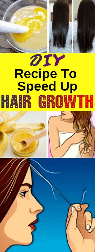 DIY Recipe To Speed Up Hair Growth – seeking Habit