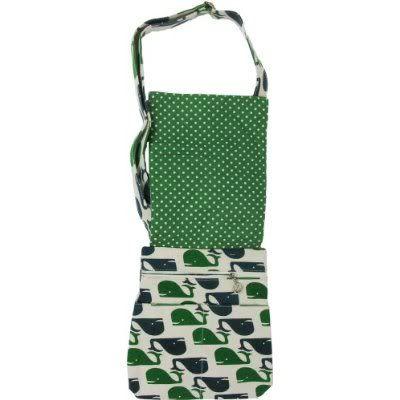bungalow 360   BUNGALOW 360 Canvas Cross Body Mini Messenger Bag (2 Styles to Choose ...