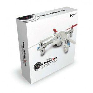 Hubsan H107D er den mest avancerede masse produceredeMini Quad/micro drone i verden. Super manøvredygtigmed mulighed for at lave 3D / 360 gra...