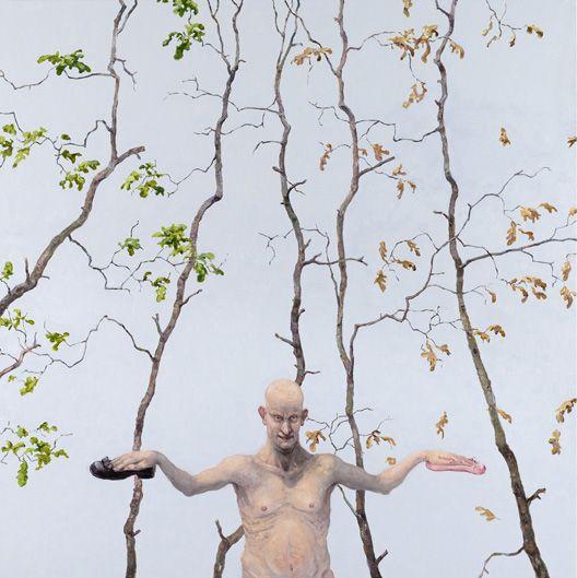 Natural Dance by Michael Kvium
