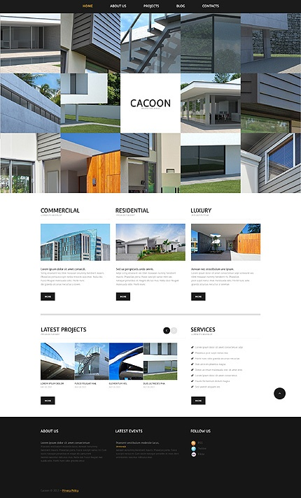 Interesting responsive theme .. http://www.titantemplates.com/en/template/44422