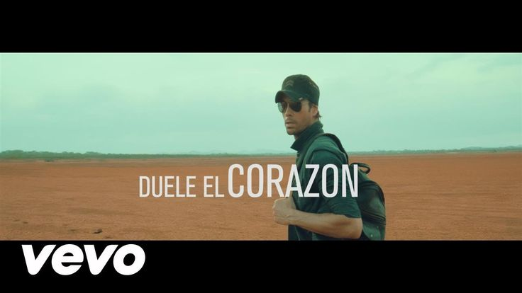 http://atvnetworks.com/index.html Enrique Iglesias - DUELE EL CORAZON ft. Wisin