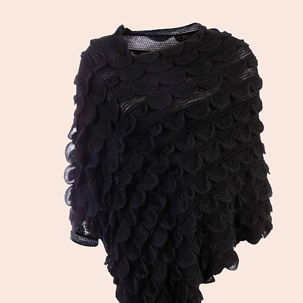 Betty-poncho 24,95 €, Pieces, 1. krs.