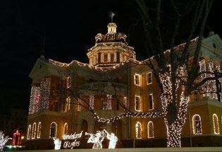 Marshall Tx Christmas Lights