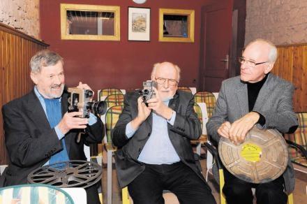 Die Kegelbahn unterm Kaisersaal    Film- und Videoclub – Seit fünfzig Jahren treffen sich die Darmstädter Amateure im Keller unter dem Rex-Kino