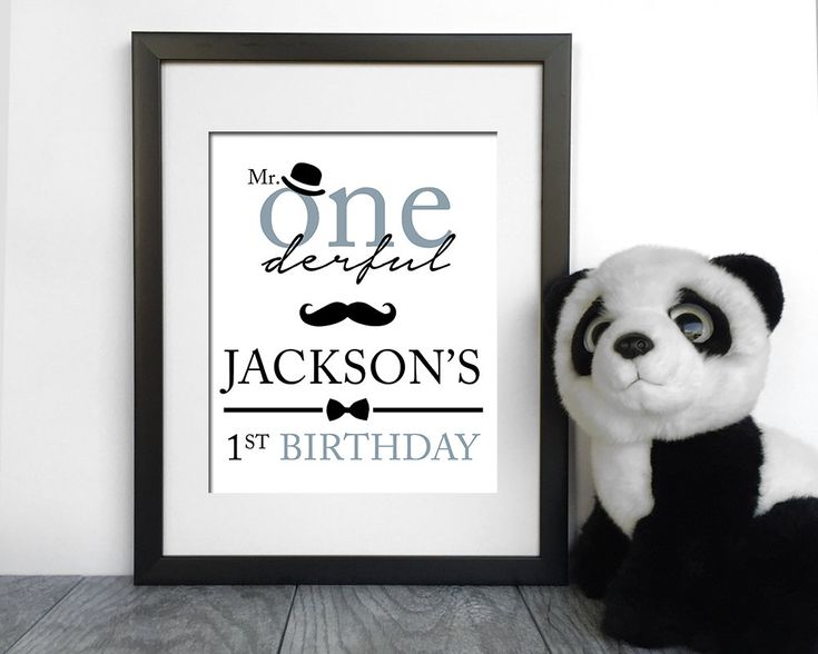 Mr ONEderful Birthday Sign | Lil Man Birthday Poster | Moustache Poster | Mr ONEderful Party | Mr ONEderful Table Sign | Lil Man Welcome by BooBeanDesign on Etsy
