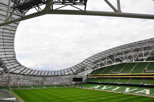 Aviva Stadium, Dublin, IRL