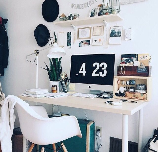 Home office inspiration by Kilter Albuquerque