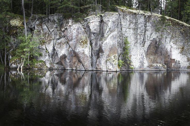 Etelä-Konneveden kansallispuisto   Retkipaikka