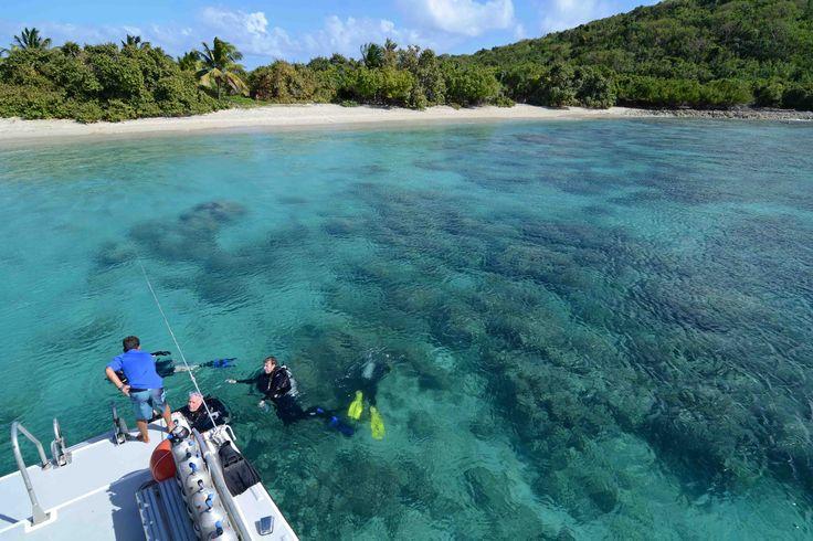 Descubre la magia de Isla de Culebra en Puerto Rico - http://www.absolutcaribe.com/descubre-la-magia-de-isla-de-culebra-en-puerto-rico/