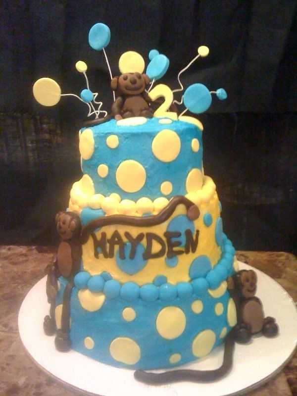 """kids monkeycakes 