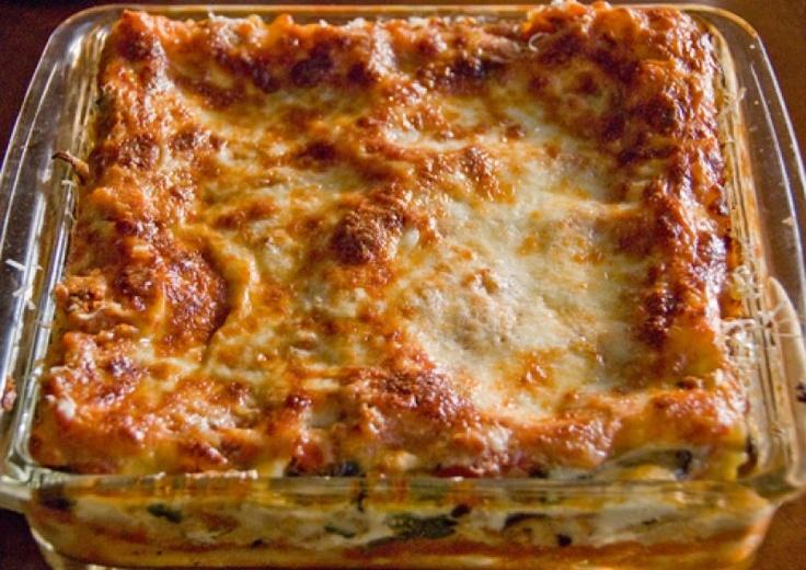 Bolognské Lasagne