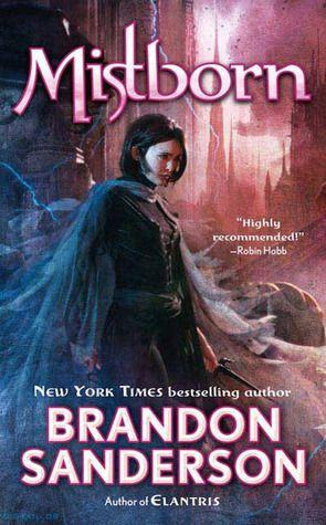 Mistborn: Brandon Sanderson, Books Jackets, Fantasy Books, Books Worth, Books Series, Reading Books, Favorite Books, Finals Empire, Finals Reading