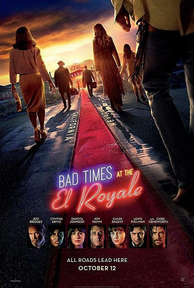 Regarder Bad Times At The El Royale 2018 Film Complet Hd 1080p Bad Times At The El Royale 2018 Complet Te Bad Timing Full Movies Online Free Free Movies Online