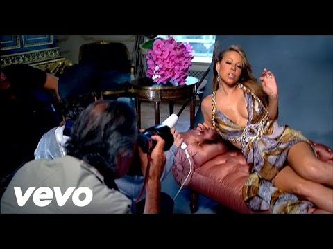 Music video by Mariah Carey performing Obsessed. YouTube view counts pre-VEVO: 18,431,686. (C) 2009 The Island Def Jam Music Group and Mariah Carey