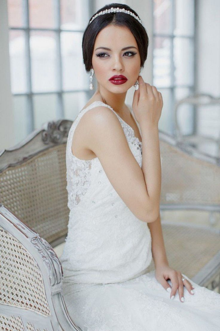23 best Krista\'s Wedding images on Pinterest | Make up looks, Hair ...