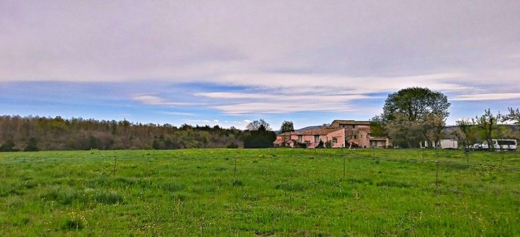 Equestrian property for sale. Between the « Mont Ventoux » and the « Montagne de Lure », a domain of 64ha of land (lavender, pasture and forest). More than 700sqm living space. A bergerie, authentic,...