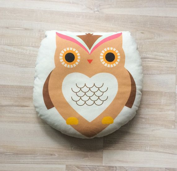 Подушка робот детские подушки дизайнерские от BeTheOriginal